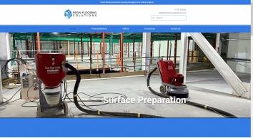 Resin Flooring Solutions Uk