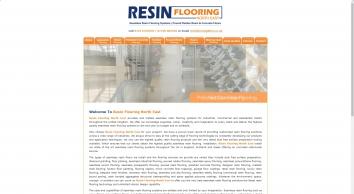Resin Floors North East Ltd