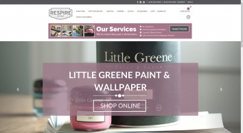Respire Living | STYLISH LIVING IN HASTINGS OLD TOWN AND ONLINE Respire Living ships beautiful furniture and home accessories around the world and also have a store in the seaside town of Hastings, East Sussex.
