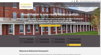 Retirement Homesearch
