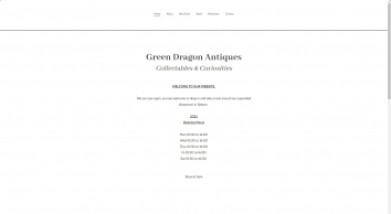 Green Dragon Antiques & Collectables