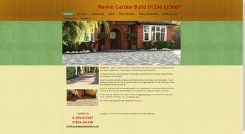 Revive Garden Build