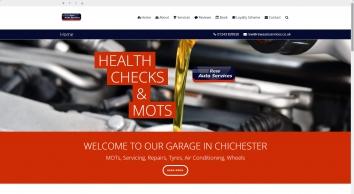 Rew Auto Services Ltd