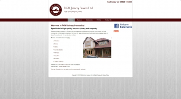 R G M Joinery Sussex Ltd