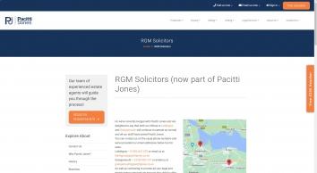 RGM Solicitors & Estate Agents, Linlithgow