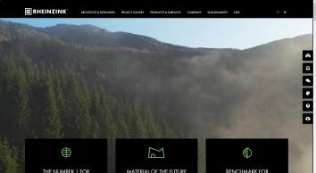 RHEINZINK – Your company for titanium zinc | rheinzink.co.uk