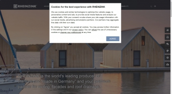 RHEINZINK – Your company for titanium zinc   rheinzink.co.uk