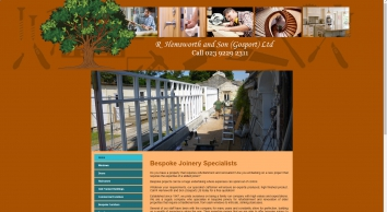 Bespoke Joinery Specialists   Hampshire   R Hemsworth and Son (Gosport) Ltd