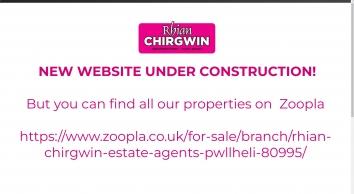 Rhian Chirgwin Estate