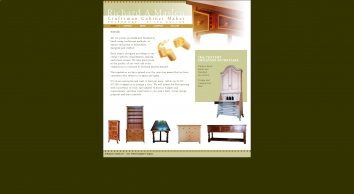 Richard Maslen Fine Furniture Ltd