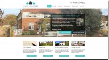 Richard H Wells Estate Agents-Home