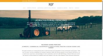 R J F & Sons Ltd Fencing Contractors