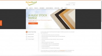 Richard Russell   Plywood and sheet material specialists