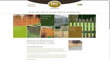 Richardson Fencing Ltd