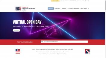 Richmond Amercian International University in London