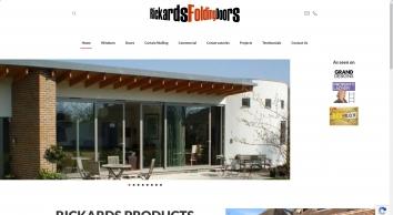 Rickards Folding Doors