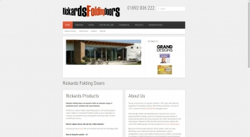 Rickards Folding Doors