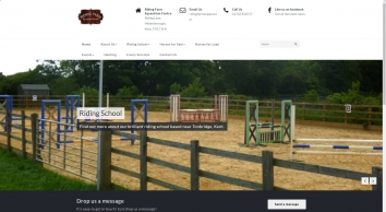 Riding Farm Equestrian Centre - Experience the ride.