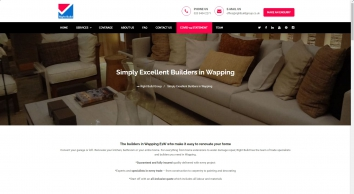 Right Build Group - Builders London