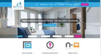 Right Choice Park Leisure Homes Ltd