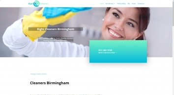 Right Cleaners Birmingham