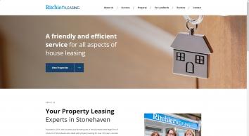 Ritchie Leasing Ltd, Aberdeen, AB39