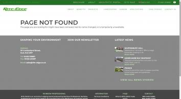 Lawn Edging | Landscape Edging - Rite-Edge