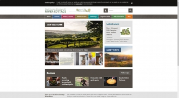 River Cottage Cookery School, Dining, Kitchens and Bespoke Events