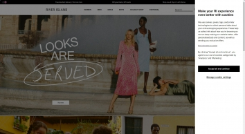 River Island Clothing Co