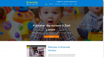 Riverside Nursery - providing a caring environment for children in Clapton