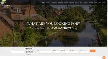 Riverside Estates   Making that move with Riverside Estates has just got easier