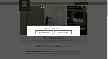 Riverside Shutters London, Plantation Window Shutters