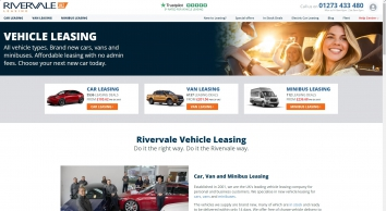 Car Leasing | Rivervale Leasing