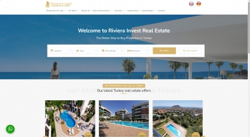 Riviera Invest - Alparslan Construction, Antalya