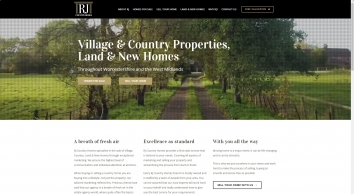 R J Country Homes, Worcester