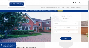 Reyland Johnson  Estate agents in Harlow, Church Langley, Old Harlow & Newhall
