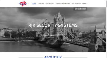 R J K Security Systems