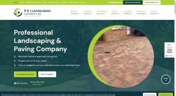 R & J Landscapes London Ltd