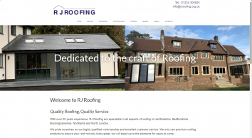 RJ Roofing | Roofers in Bedford Call 01234 305924