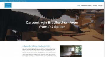 R J Spiller Shop Fitting and Joinery: Bespoke joinery in Bradford on Avon