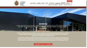 The RLC Museum - Royal Logistic CorpsRoyal Logistic Corps