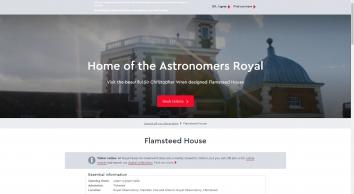 Flamsteed House