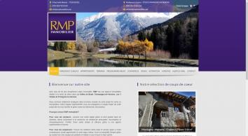 Agence RMP Immobilier, Bozel