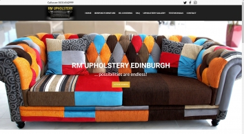 R M Upholstery