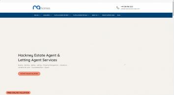 Robert Alan Homes, Hackney