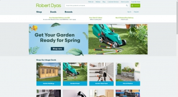 Garden, DIY, Electricals & Homewares | Robert Dyas