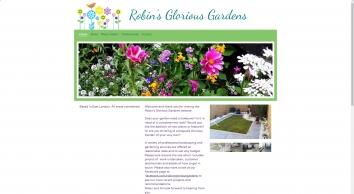 Robin\'s Glorious Gardens