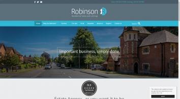 Robinson, Maidenhead