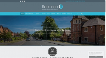Robinson Estate Agents