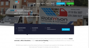 Robinson Transport Removals